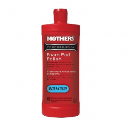 Mothers Foam Pad Polish 946ml