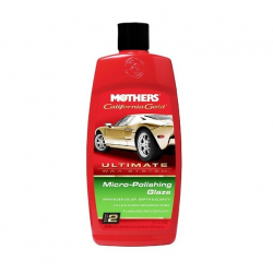 Mothers California Gold Micro Polishing Glaze 473ml - Steg 2