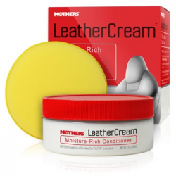 Mothers Leather Cream 200g