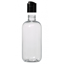 Flaska 250ml transparent...