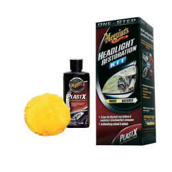 Meguiars 1-Step Headlight Restoration Plus