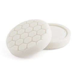 Flexipads White Medium Light Polishing Pad 150/125x35mm
