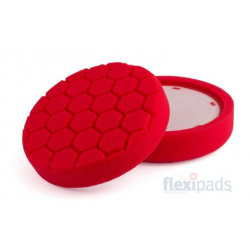 Flexipads Red Ultra Fine Finishing Pad 150/125x35mm