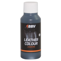 BBV Leather Colour Svart 50ml