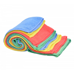 BBV Microfiber Towels Mix 30x30cm (8 pack)