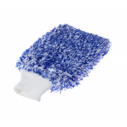 BBV Super Soft Microfiber Wash Mitt