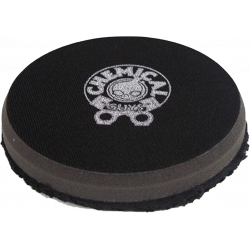 Chemical Guys Microfiber Polish Pad Black 165mm