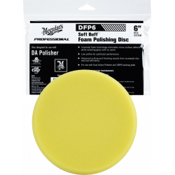 Skumrondell Meguiars Yellow 150/165x20mm