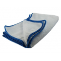 Flexipads DRYING ´Scratchless´ White SUPER PLUSH Large Towel