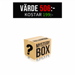 Halloween Mystery Box - Small