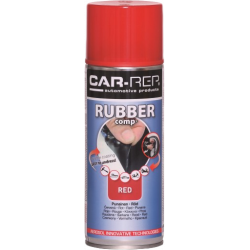 RubberComp Röd 400ml