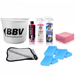 CG Ultimate Wash & Wax Bundle