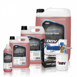 BBV Foam Prewash Bundle