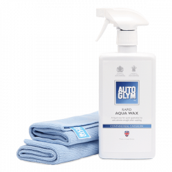 AutoGlym Rapid Aqua Wax Set