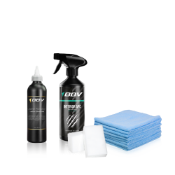 BBV Leather Clean & Protect Bundle