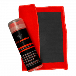 Tornador-RagShine clay/microfibre cleaning-towel 30x30cm